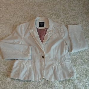 American Eagle White Blazer sz. XL